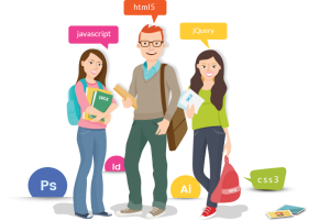 web course in Ahmedabad